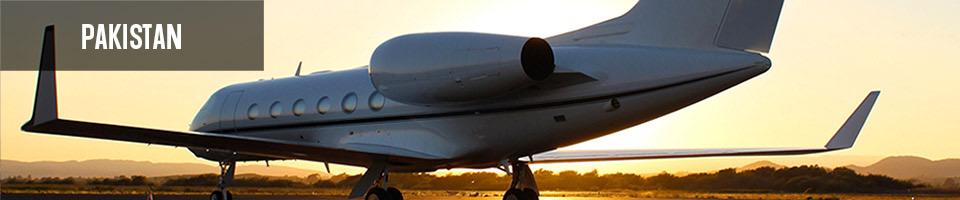 Preowned Business Jet Near Pakistan