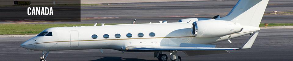Business Aircraft Sales Around Canada