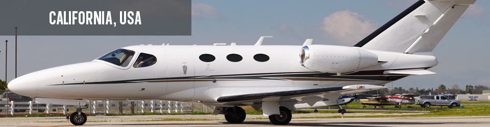 Pre-Owned Luxury Aircraft In California